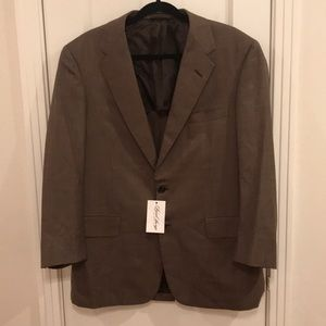 Oxford Clothes Men's Sports coat in bronze